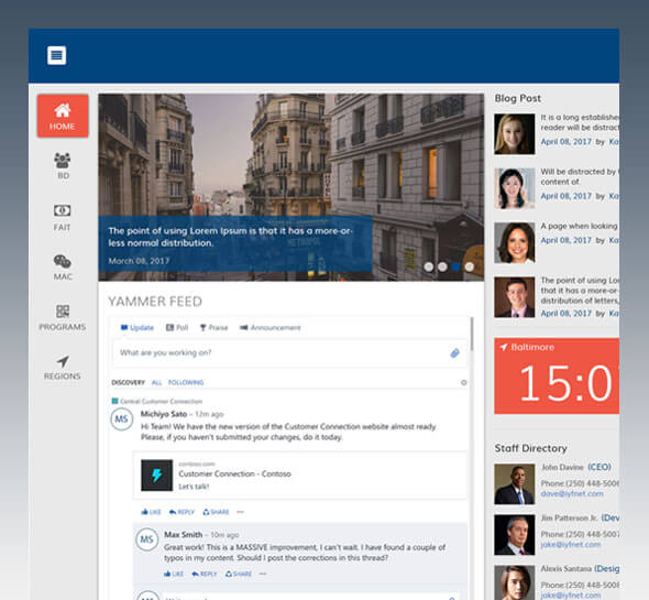 SharePoint Intranet Design & Consulting | EPC Group