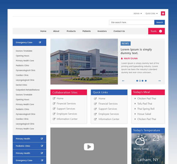 Medical Device Manufacturing Company