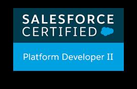 Salesforce Platform Developer II Certification