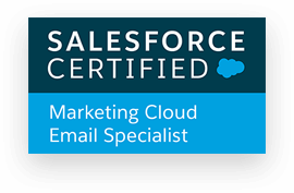 Salesforce Marketing Cloud Email Specialist Certification