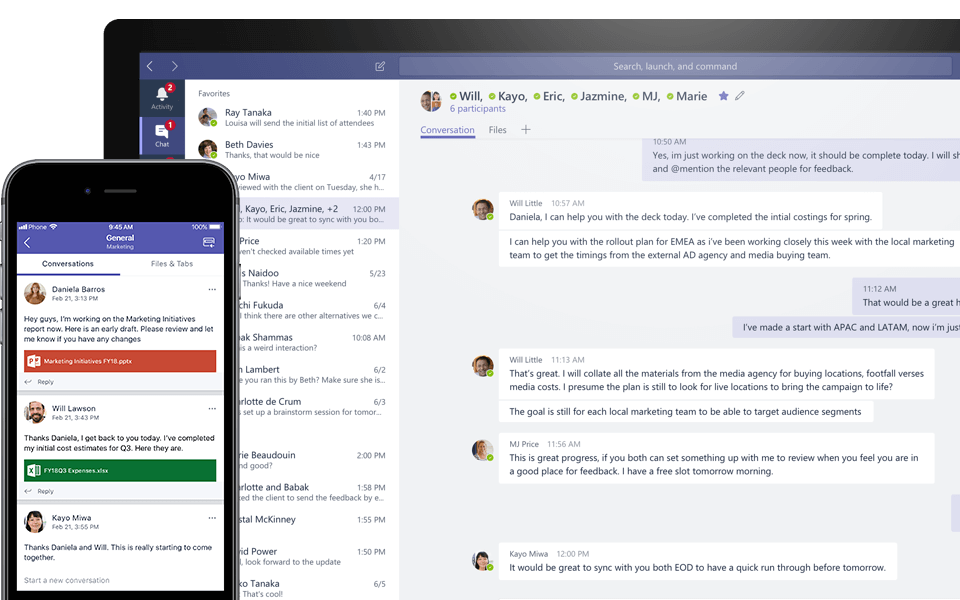 Microsoft Teams vs. Slack - thumb image