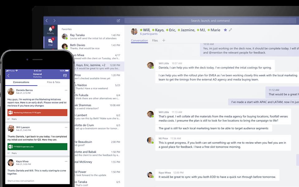 Microsoft Teams vs. Slack - thumb image