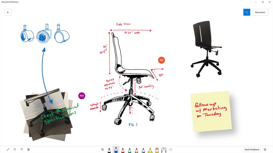 Microsoft Teams and Whiteboard - thumb image
