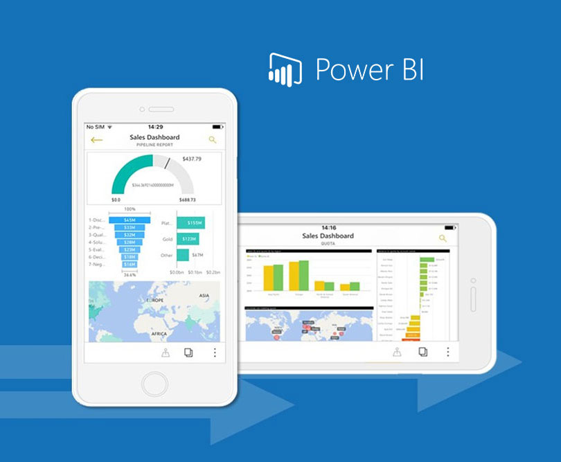 Microsoft Power BI Managed Services & Support