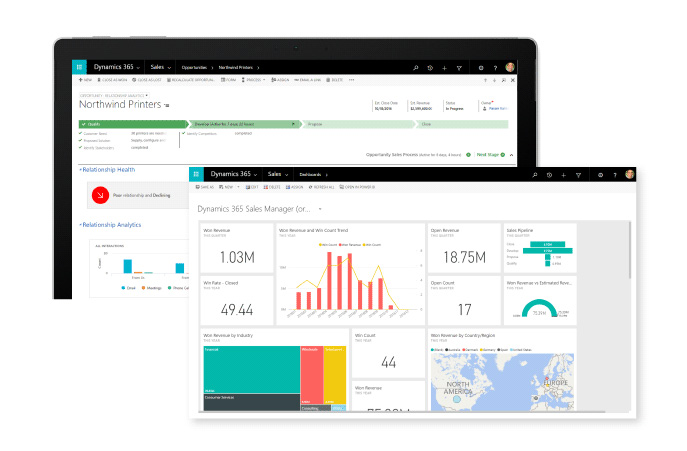 Real time data in ERP