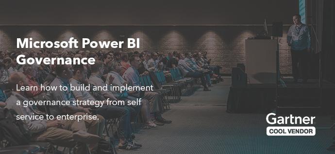 Microsoft Power BI Governance Webinar - thumb image