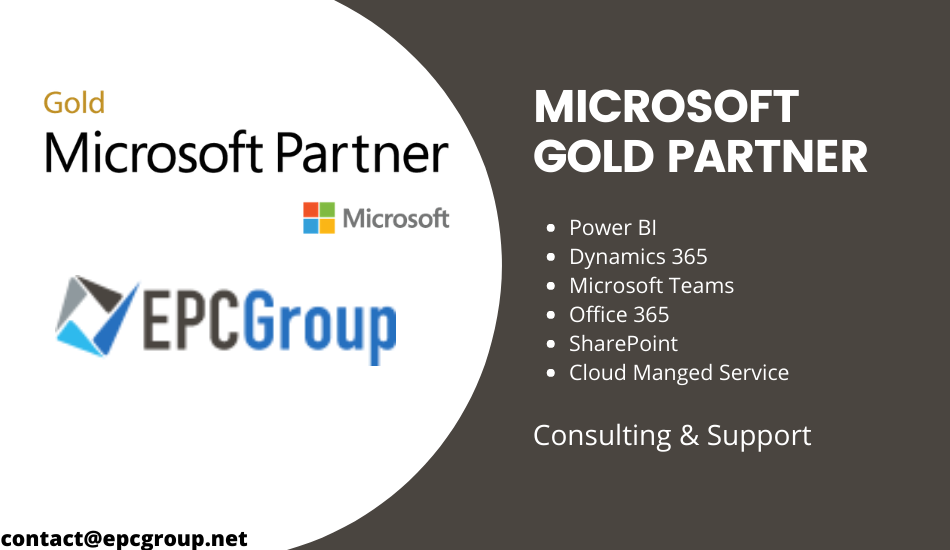 EPC Group Microsoft Gold Partners