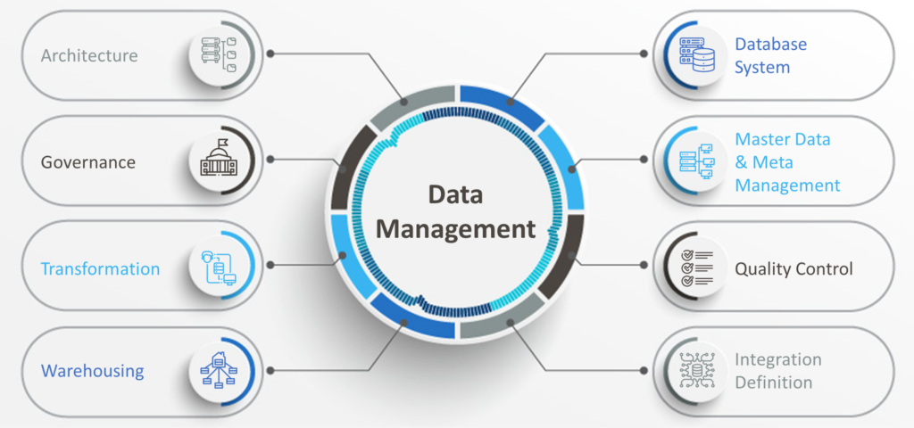 What is Big Data Mangement