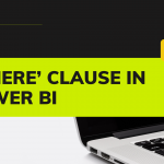 'Where Clause In Power BI